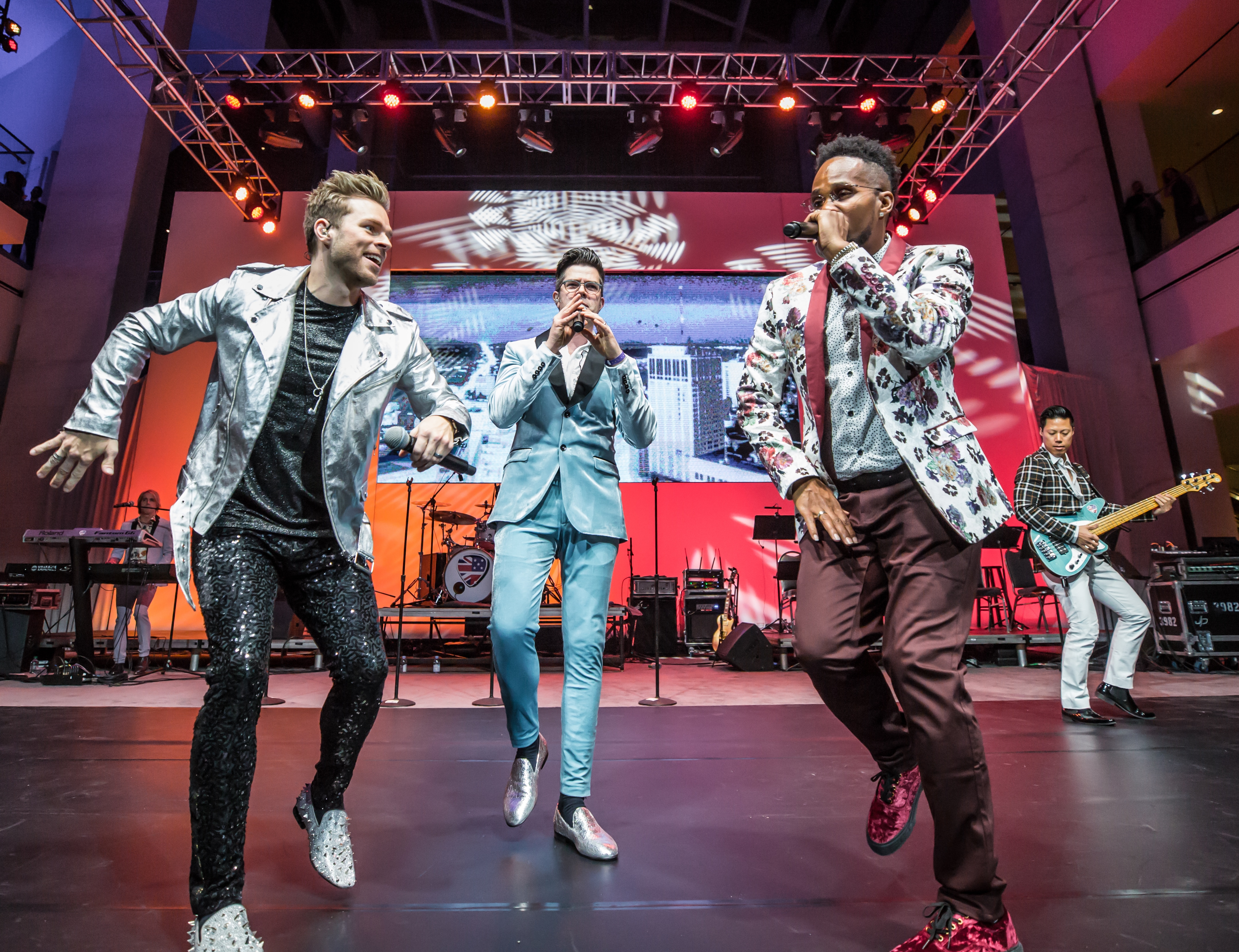 Your Generation in Concert at the 2018 Detroit's Auto Show Charity Preview Gala at Cobo Hall in Detroit, MI on January 19th 2018 photo by Marc Nader
